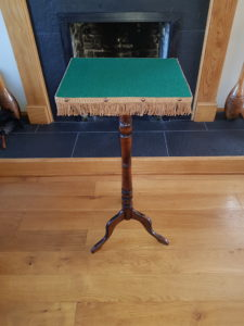 Rectangular Edwardian Table